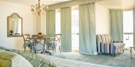 Executive-værelser på Hotel Aquila Porto Rethymno på Kreta, Grækenland