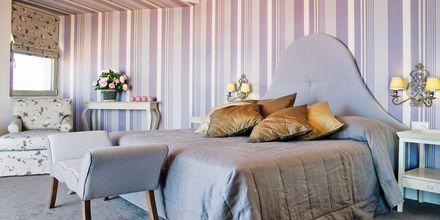 Deluxe-værelser på Hotel Aquila Porto Rethymno på Kreta, Grækenland