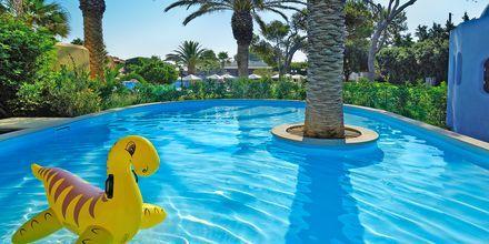 Børnepool på Hotel Aquila Rithymna Beach på Kreta, Grækenland