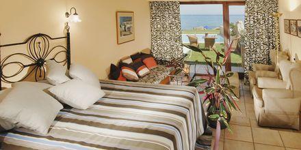 Bungalow Seafront på Hotel Aquila Rithymna Beach på Kreta, Grækenland