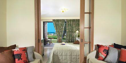 Familie-værelse på Hotel Aquila Rithymna Beach på Kreta, Grækenland