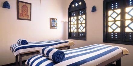 Massage på Hotel Arabella Azur Resort, Hurghada, Egypten.