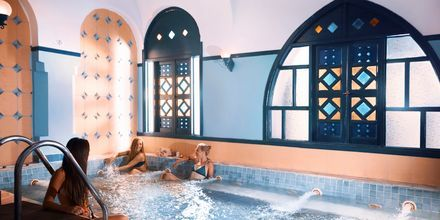 Jacuzzi på Hotel Arabella Azur Resort, Hurghada, Egypten.