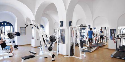 Fitnessrum på Hotel Arabella Azur Resort, Hurghada, Egypten.