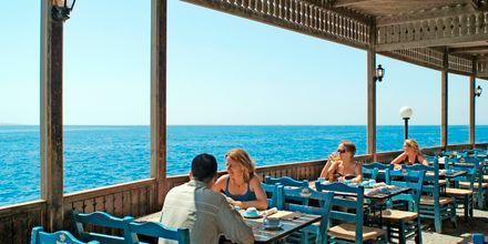 Grillrestaurant på Hotel Arabella Azur Resort, Hurghada, Egypten.