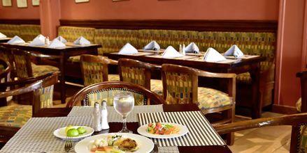 Restaurant på Arabia Azur Resort i Hurghada, Egypten