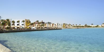Arabia Azur Resort i Hurghada, Egypten