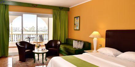 Dobbeltværelser på Arabia Azur Resort i Hurghada, Egypten