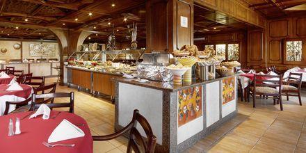 Buffetrestaurant på Arabia Azur Resort i Hurghada, Egypten
