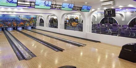 Bowling på Arabia Azur Resort i Hurghada, Egypten