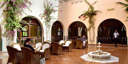 Lounge på Arabia Azur Resort i Hurghada, Egypten