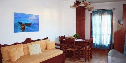 2-værelses lejlighed på Hotel Archangelos Village på Samos, Grækenland.