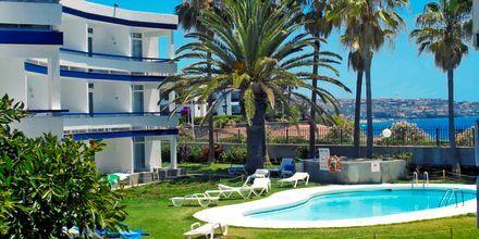 En pool på Hotel Arco Iris på Gran Canaria, De Kanariske Øer.