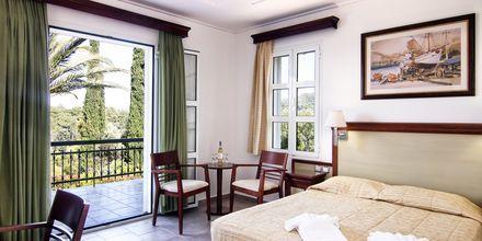 Dobbeltværelse på Hotel Arion i Kokkari, Samos.
