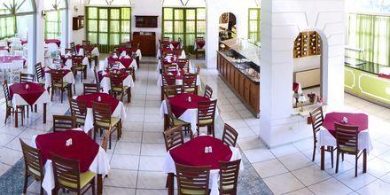 Restaurant på Hotel Arion i Kokkari, Samos.