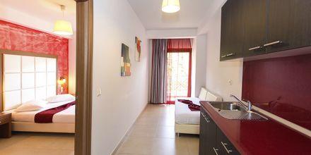 2-værelses lejlighed på Hotel Aristidis Garden i Parga.