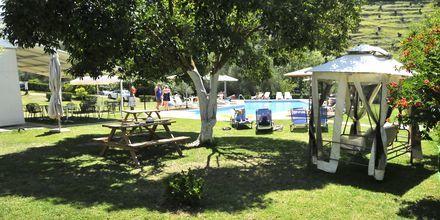 Pool på Hotel Aristidis Garden i Parga.