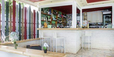 Bar på Hotel Armeno Beach på Lefkas, Grækenland.