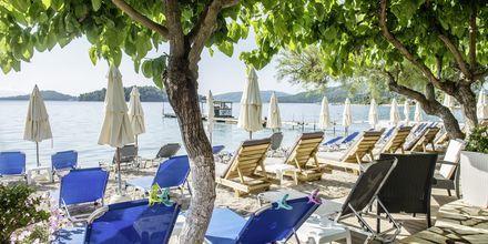Hotel Armeno Beach på Lefkas, Grækenland.