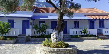 Hotel Aspres på Samos, Grækenland.