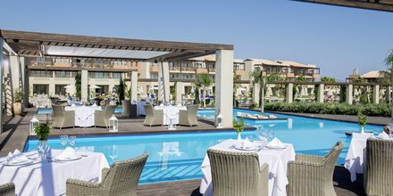 Argo Taverne på Hotel Astir Odysseus på Kos, Grækenland.