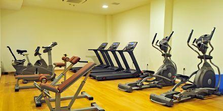 Fitnessfaciliteter på Hotel Astir Odysseus på Kos, Grækenland.