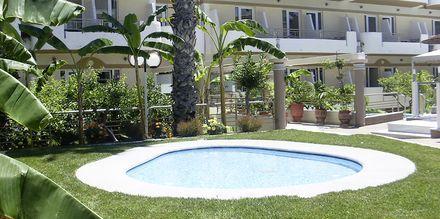 Børnepoolen på hotel Astron på Kos, Grækenland