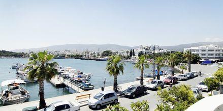 Udsigten fra hotel Astron på Kos, Grækenland