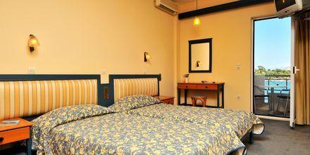 Superior-værelse på Hotel Astron på Kos, Grækenland.