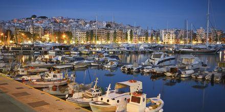 Zea Marina i Pireus, Athen.