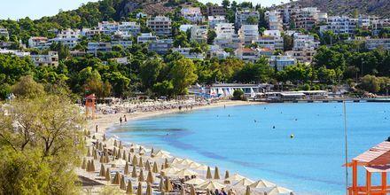 Badebyen Vouliagmeni lige udenfor Athen.