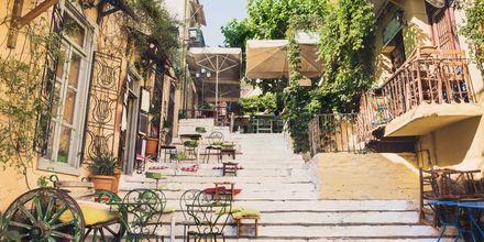 Plaka, Athens ældste bydel
