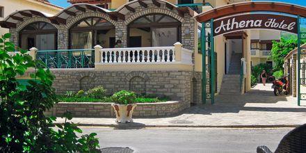 Hotel Athena på Samos, Grækenland.