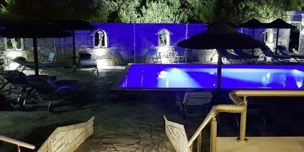 Hotel Athina i Pythagorion på Samos, Grækenland.