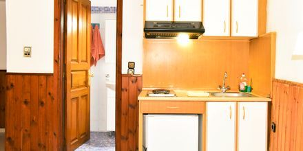 1-værelses lejlighed på Hotel Athina i Pythagorion på Samos, Grækenland.