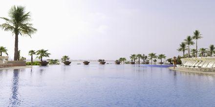 Pool på Hotel Atlantis The Palm i Dubai, De Forenede Arabiske Emirater.