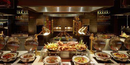 Saffron Restaurant på Hotel Atlantis The Palm i Dubai, De Forenede Arabiske Emirater.