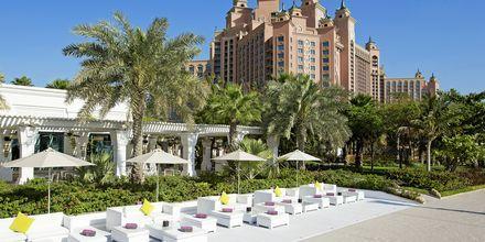Hotel Atlantis The Palm i Dubai, De Forenede Arabiske Emirater.