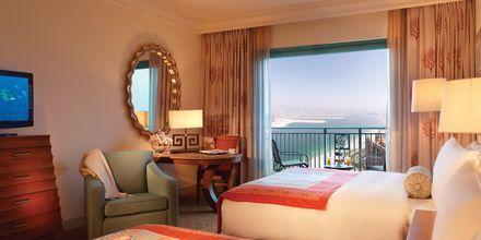 Club-værelse på Atlantis The Palm i Dubai.