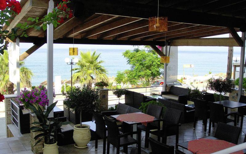 Hotel Atlon I Vrachos, Grækenland.