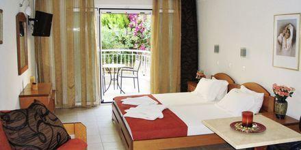 1-værelses lejlighed på Hotel Atlon I Vrachos, Grækenland.