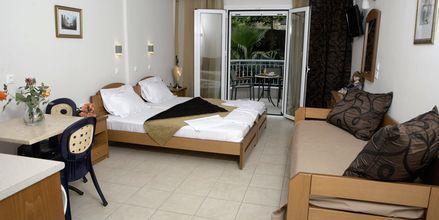 1-værelses lejlighed Superior på Hotel Atlon I Vrachos, Grækenland.
