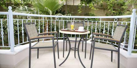 Udeplads i en 2-værelses lejlighed på Hotel Atlon I Vrachos, Grækenland.