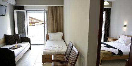 2-værelses lejlighed på Hotel Atlon I Vrachos, Grækenland.