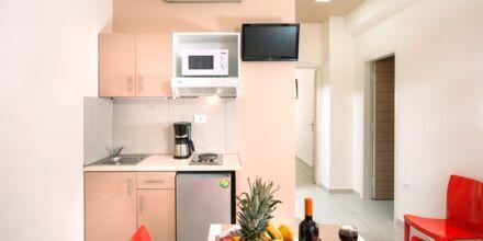 2-/3-værelses lejlighed på Hotel Atrion på Kreta.