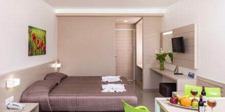 Renoveret 1-værelses lejlighed på Hotel Atrion på Kreta.