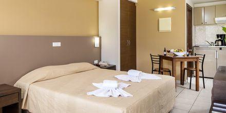 1-værelses lejlighed (ikke renoveret) på Hotel Atrion på Kreta.
