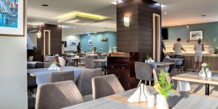 Restaurant på Hotel Atrion på Kreta.