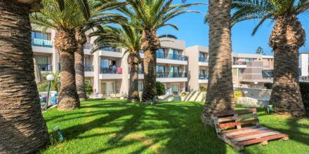 Hotel Atrion i Agia Marina på Kreta.