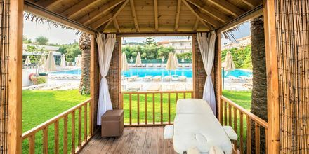 Massage på Hotel Atrion i Agia Marina på Kreta.